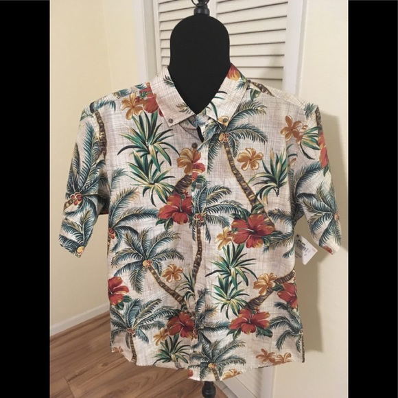 c91d548fa5d4 Basic Editions Other - Men s Hawaiian Shirt