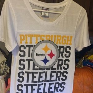 Steelers Pink Victoria Secret Brand new Rare med