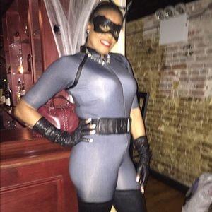 Cat Woman Halloween Costume