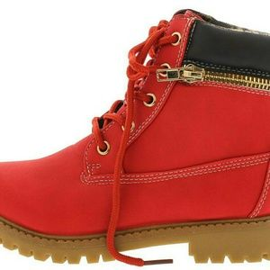 Other - New red kids boots