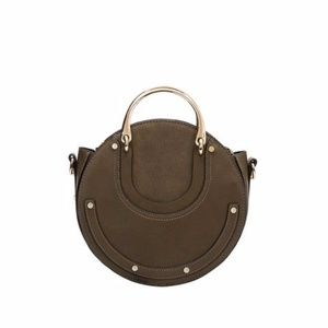 Melie Bianco Vegan Leather Handbag