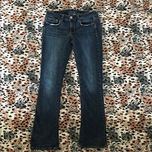 American Eagle skinny Kick jeans size 8