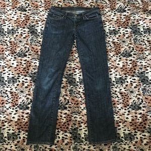 Citizens of Humanity Ava Low Straight Jeans