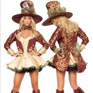 Alice and Wonderlands Mad Hatter Costume