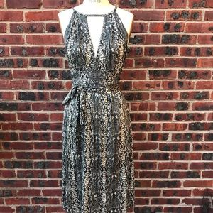 Snake-print Marc Jacobs Dress