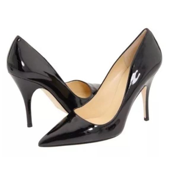 40b5bc5dcf0c kate spade Shoes - Kate Spade Licorice Black Patent Pump Heels Sexy
