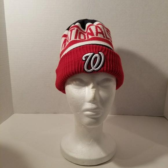 b3bf738ac9966 MLB Washington Nationals Winter hat New era new. M 59e9f5e8981829e45c00b2b5