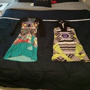 BCBGMAXAZRIA XS DRESS BUNDLE