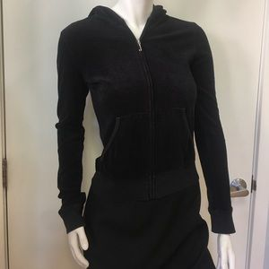 Juicy Couture Hoodie sweater size SMALL
