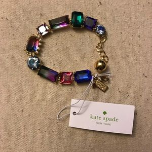 Kate Spade color Crush Bracelet