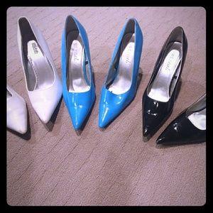 💗Bundle of pointy toe high heels 👠