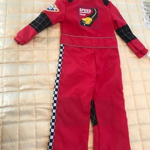 Other - Champion Race car driver - 4T costume