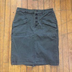 Anthropologie Pilcro Skirt