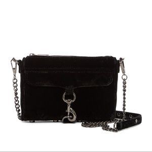 Rebecca Minkoff Velvet Mini MAC Crossbody