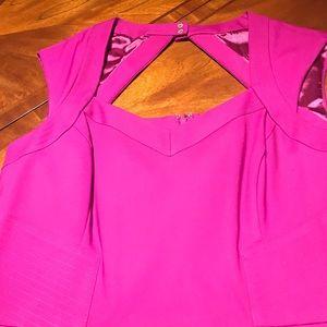 Magenta WHBM Dress