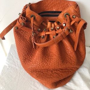 "Authentic Alexander Wang large ""Diego"" bag"