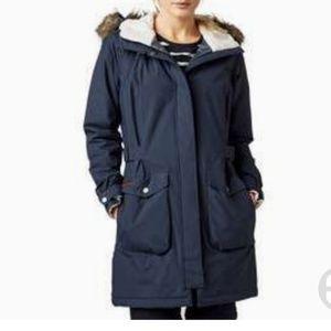 Columbia Grandeur Peak long waterproof jacket M