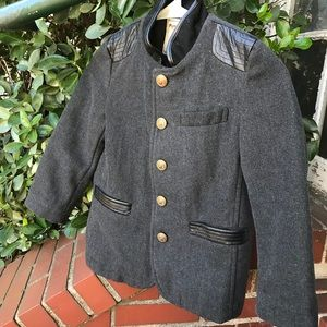 Other - Boys Military Coat