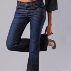 💋NWOT~CITIZENS OF HUMANITY HUTTON DARK JEANS💋