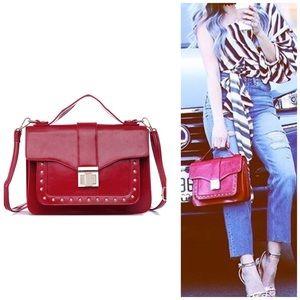 "✨New! The ""Oralee"" Structured Crossbody Handbag"