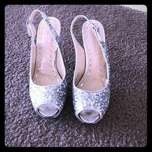 Enzo Angliolini sparkle shoes 5.5