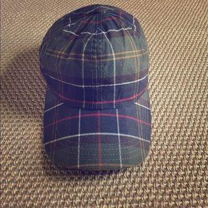 Barbour Plaid Hat