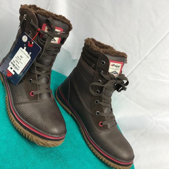 Pajar Canada Tour Waterproof Leather