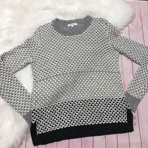 Madewell Texture Crew Neck Sweater Size XSmall