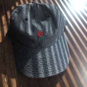 The Hundreds Rose Hat