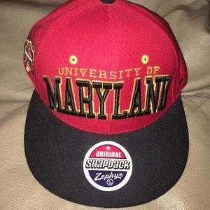 Maryland Terps Snapback NEW