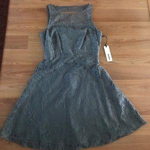 Lightweight lace dress