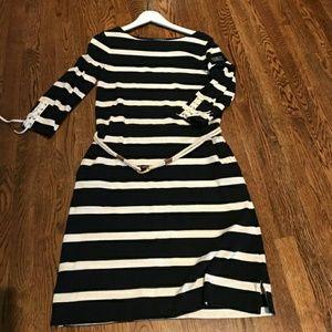 Ralph Lauren Nautical Dress. Sz L