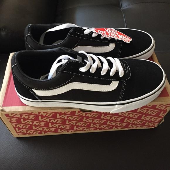 Vans Shoes   Vans Ward Lo Suede Womens