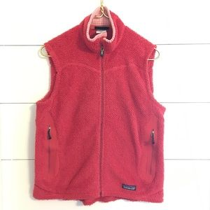 Patagonia Zippered Vest