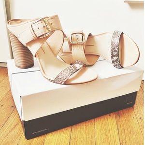 Dolce Vita Sandal Heels - Size 8