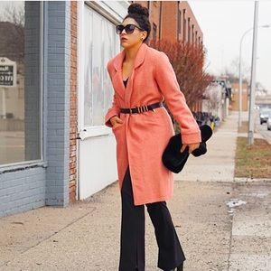 Jackets & Blazers - Coral Winter Coat
