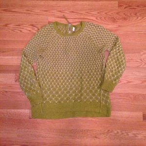 Anthropologie MOTH Sweater sz Medium