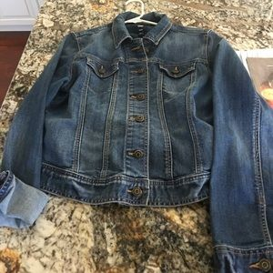 Gap jean jacket like new condition