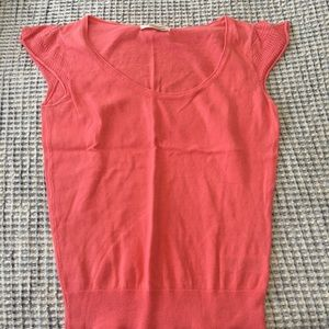 Forever 21 coral/salmon colored tunic