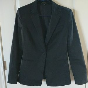Express Design Studio Black Blazer size 8