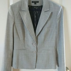 Express Design Studio Grey Blazer size 10