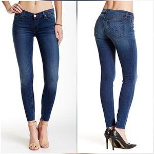 Hudson Krista Ankle Skinny Jeans in Mendicino