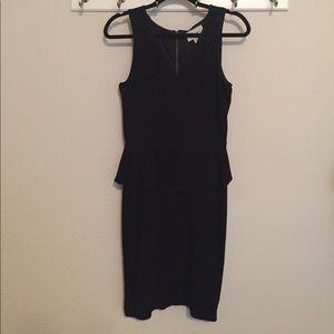 Anthropologie Little black dress