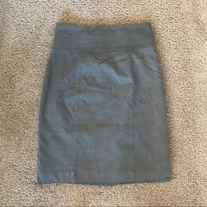 { H&M } Gray Pencil Skirt