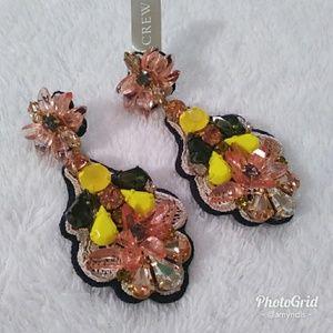 J.Crew Botanical Garden Earrings