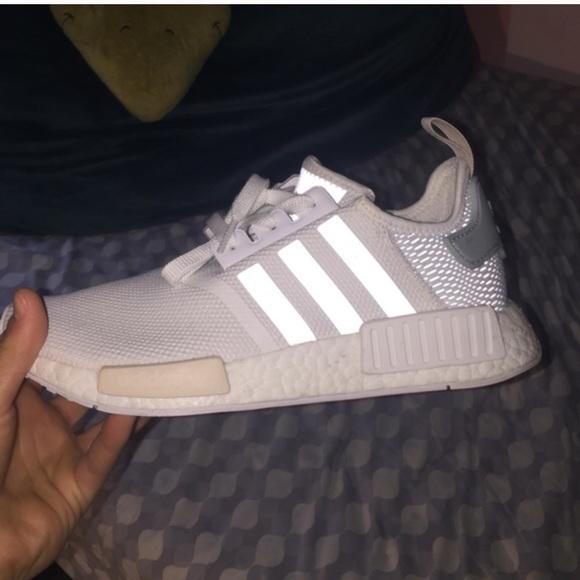 Adidas zapatos NMD poshmark blanco