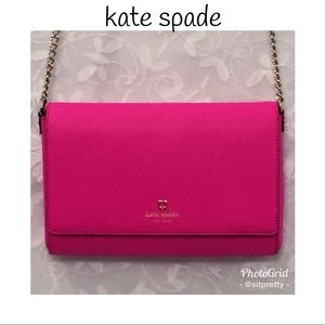 AUTHENTIC KATE SPADE PURSE IN PINK!