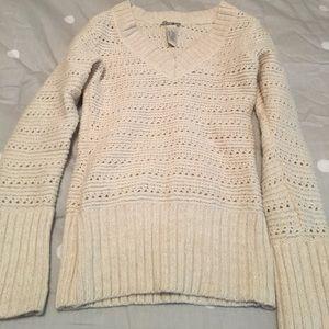 Lucky glitter sweater