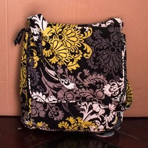 Vera Bradley Mailbag in Baroque NWOT