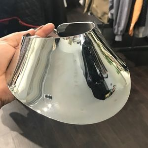 Silver jumbo choker